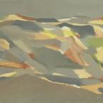 Bschorderet_1978-4_Paysage_30.5.78_gouache sur papier