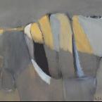 Bschorderet_1987-14-E:CLA4_21.8.87_18 x 23.5_gouache sur papier