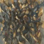 Bschorderet_1997-2-O_composition_13.1.97_46 x 40_gouache sur papier